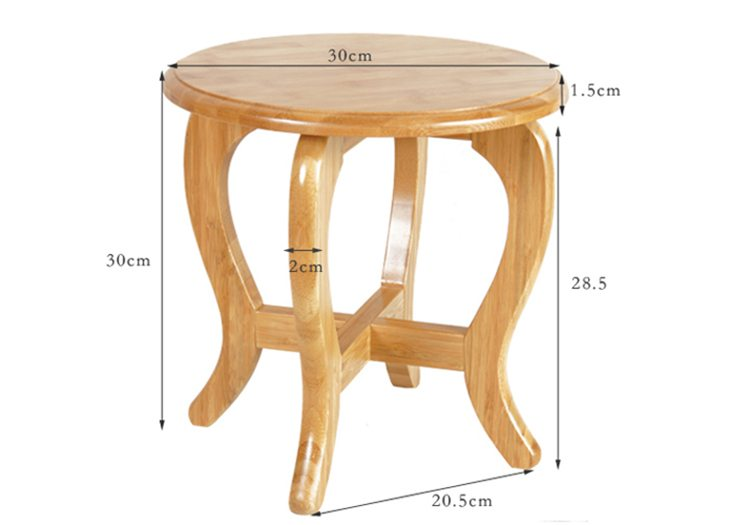Round kids stool