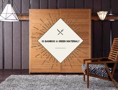 Is bamboo a green material?