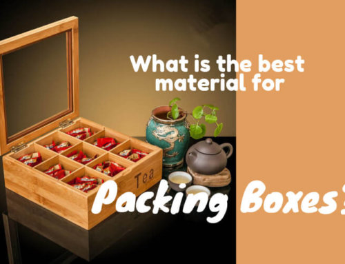 What is the best material for packing boxes?