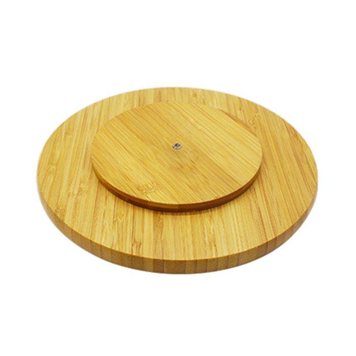 Bamboo plywood lazy susan – Yi Bamboo| bamboo products