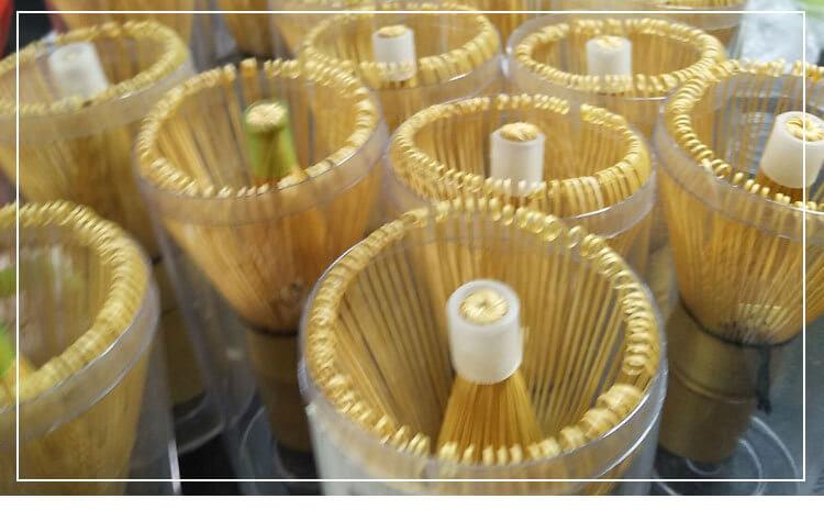 Bamboo Matcha Whisk alt