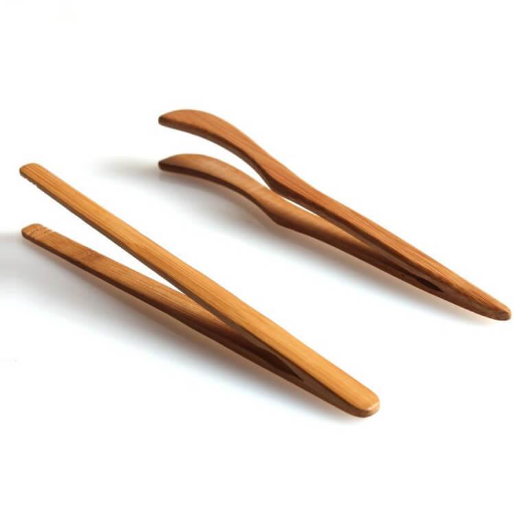 bamboo tea tong