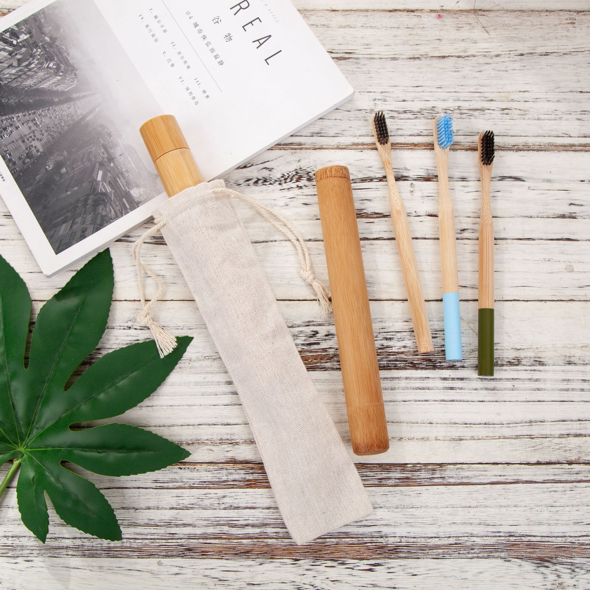bamboo toothbrush wholesale