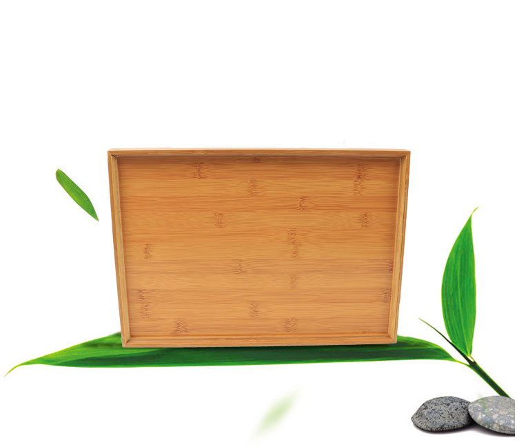 Wholesale cheap bamboo serving trays