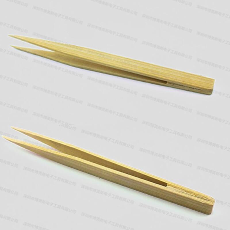 bamboo sharp end tong