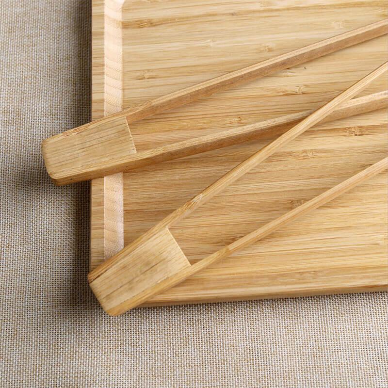 bamboo toaster tongs