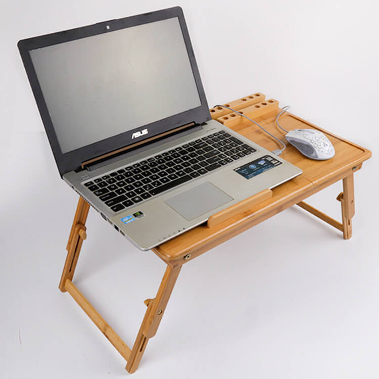 bed desk tray