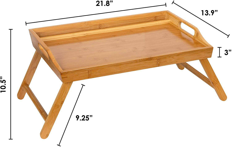 breakfast bed tray